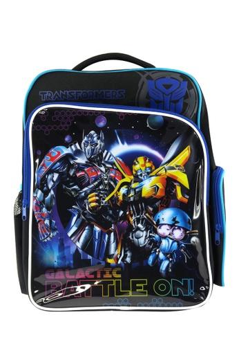 Transformers Transformers TF5 Battle On Primary School Bag 05DD8KC5F226B9GS_1