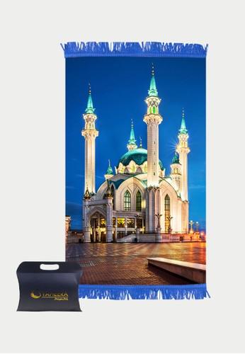 SYAHEERA blue Sajadah Syaheera New Artsy -  Khul Sharif Mosque E5980AAF8B8851GS_1