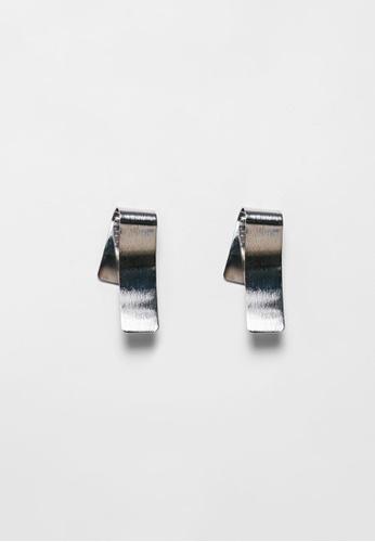 Love, Bonito silver Dali Metal Earrings B8623AC0329278GS_1