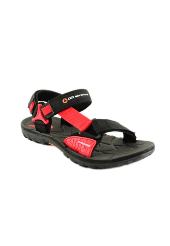OUTDOOR FOOTWEAR black Trexa OU533SH72MMTID_1