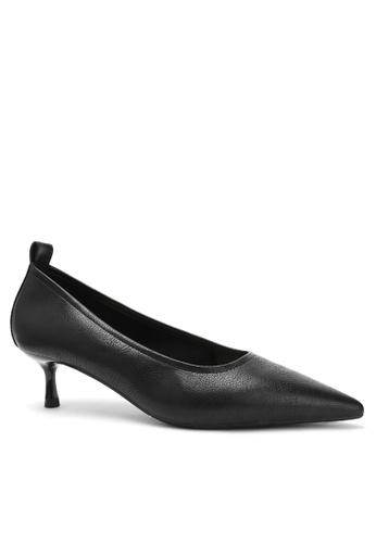 Twenty Eight Shoes Soft Synthetic Leather Round Toe Pumps 2045-8 0A1E0SH36D32D5GS_1
