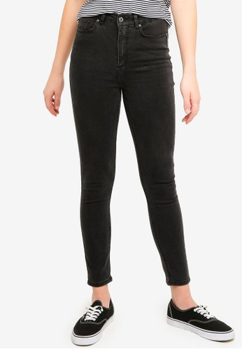 Factorie black The High-Rise Skinny Jeans 6AFB4AA3E33D32GS_1