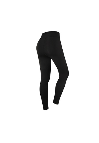 565d08ec377e5 Buy VIVIESTA SPORT Lace-Up Cutout Full-Length Gym Leggings | ZALORA HK