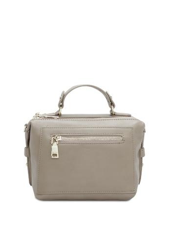 VINCCI beige Satchel Bag 6A7C8AC9C7ACD0GS_1