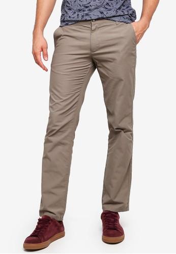 LC Waikiki brown Light Khaki Trousers 2E8B5AA6D2719DGS_1