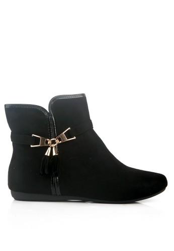 CLARETTE black Clarette Boots Emmalee Black CL076SH89LACID_1