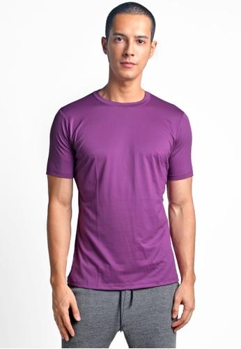 ViQ purple ViQ Unisex Classic Tee 44A28AAC404F27GS_1
