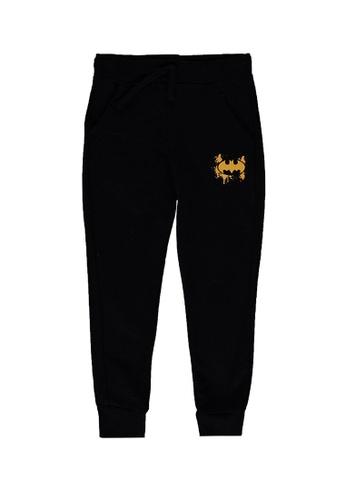 LC Waikiki black Boy's Jogger Sweatpants B26FFKAF4C67AEGS_1