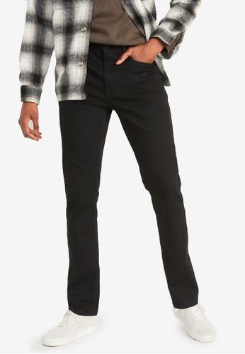 Old Navy black Basic Slim Jeans 67187AAE6CB3BDGS_1