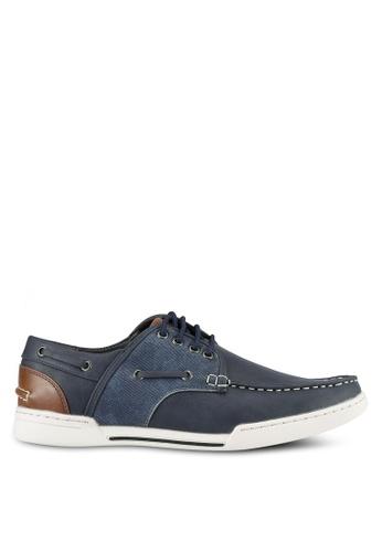 Rocklander blue and navy Rocklander Shoes RO978SH0S87CMY_1