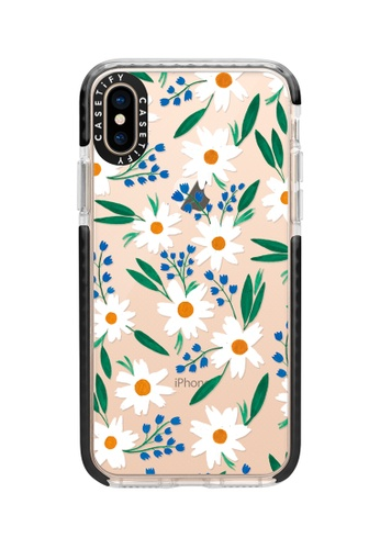 big sale b3762 e8ce5 Daisies Impact Protective Case for iPhone XS/ iPhone X