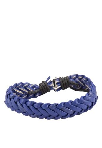 可esprit 鞋調式編織手環, 飾品配件, 手鐲 & 手環