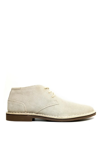 Kenneth Cole New York beige DESERT CHUKKA - Chukka boot E78DESH7EB9BC5GS_1