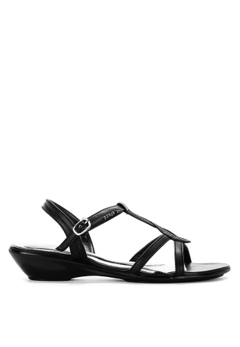 BANDOLINO black Cindy Sandals 7EAF4SH581192AGS_1