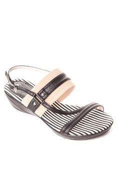 Daisy Flat Sandals