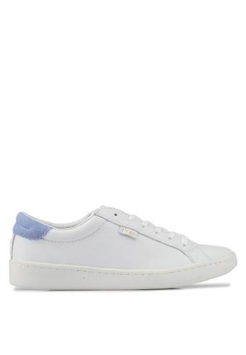 Keds white Ace Ltt Leather Sneakers KE942SH0STG4MY_1