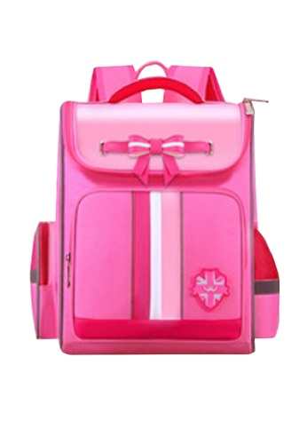 Twenty Eight Shoes pink VANSA Pu Nylon Backpacks VAK-Bp6302 209E9KCBA06956GS_1