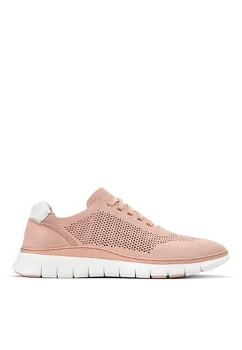 Vionic pink Joey Casual Sneaker F1A05SHF5EA216GS_1