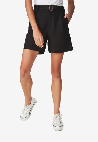 85c6f5730df55 Buy Cotton On Layla Longline Shorts | ZALORA HK