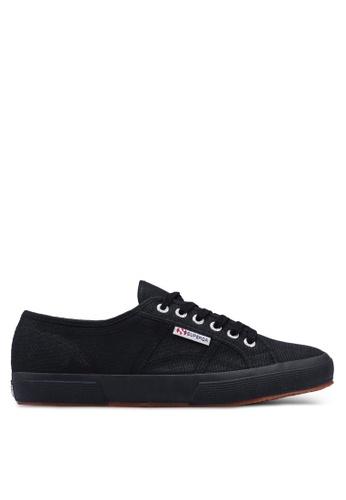 Superga black Cotu Classic Sneakers 2D043SHF03FC7AGS_1