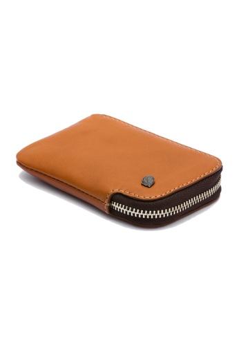 Bellroy brown Bellroy Card Pocket - Caramel 54CC8AC494C997GS_1