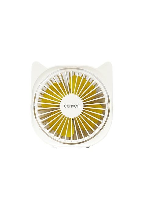 CONVEN CONVEN Life Gear M105I USB 桌面風扇 - 白色