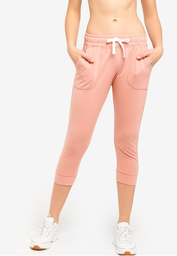 8b8b3c2f5b39a Shop Cotton On Body Cropped Gym Track Pants Online on ZALORA Philippines
