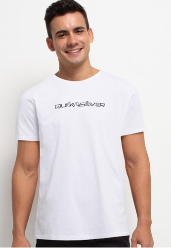 Quiksilver white Timeless Hours Short Sleeve Id 13BA9AA7BB6318GS_1