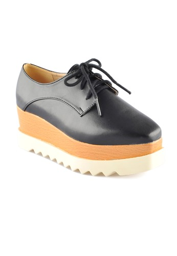 AMANTE black AMANTE Celine Platform Shoes Black EEA35SH33B7099GS_1