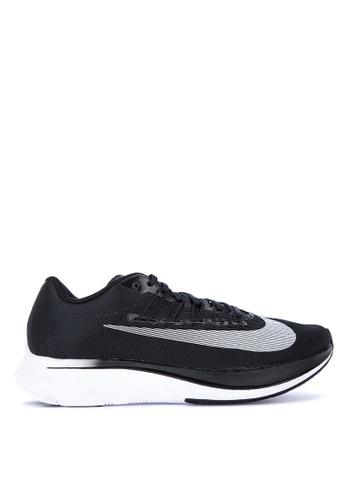 Nike black Men's Nike Zoom Fly Running Shoes 04D22SH1545E6AGS_1