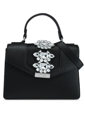 ALDO black Barbella Handbag 19B9DAC223DDDDGS_1