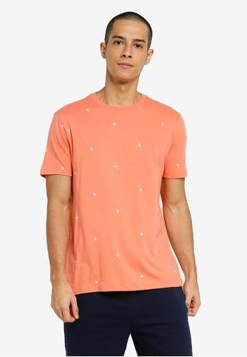 GAP multi Crew Neck Critter Print T-Shirt 5DB15AA5142CEAGS_1