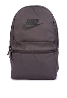 Nike black Unisex Nike Sportswear Heritage Backpack 1D8ADAC50289DDGS 1 7c5d23762dc1b
