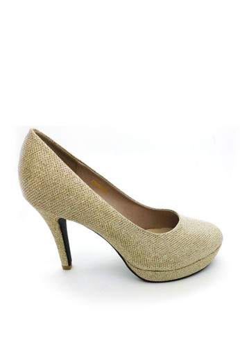 Emily Dilen Elda Shoes E5050902 Gold