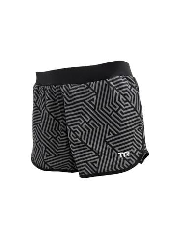 TYR grey TYR Geometric Shorts C9202AA572098DGS_1