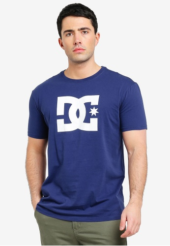 74ab3350be0 Buy DC Shoes Dc Star T-Shirt Online | ZALORA Malaysia