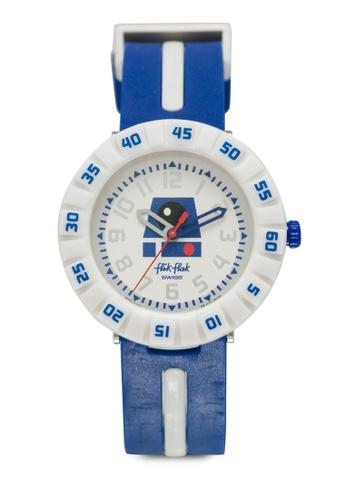 Flik Flak blue R2-D2 Watch DF26EKCB8BF5B2GS_1