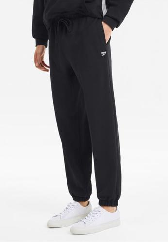 Puma black Downtown Men's Sweatpants 48217AA3C38C5BGS_1