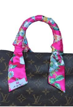 Risabella Pink Handle Wraps
