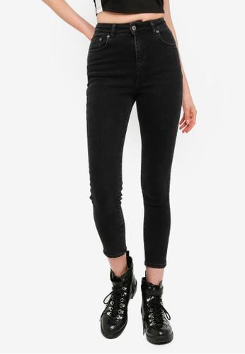 The Ragged Priest black Minnie Skinny Jeans 11F63AAE8547C1GS_1