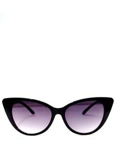 The Killer Kitties In Pitch Black Sunglasses