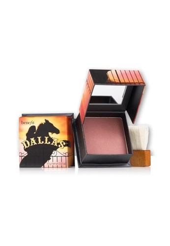 Benefit pink Benefit Dallas Dusty Rose Face Powder A3982BE563CE90GS_1