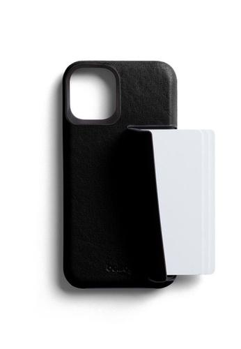Bellroy black Bellroy Phone Case - 3 Card iPhone 12 Mini - Black E819BAC07F8056GS_1
