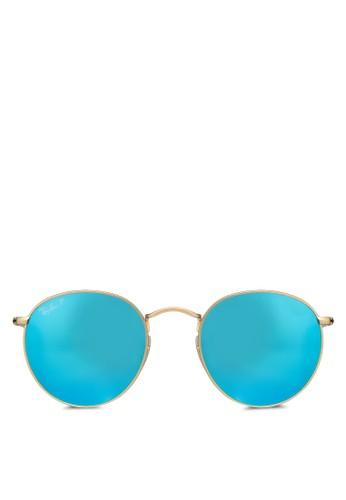 圓框偏光太陽眼鏡, 飾品esprit tst配件, 飾品配件