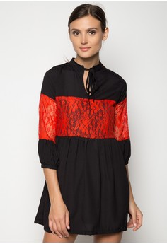 Eulanda Lace Dress