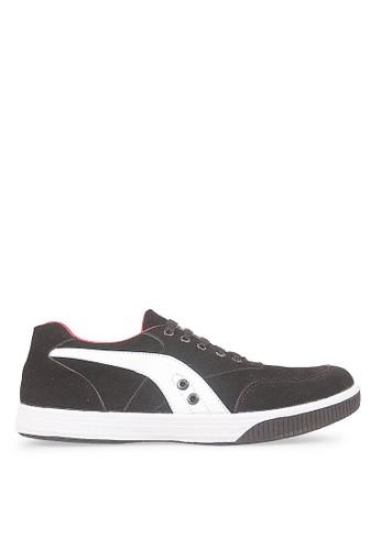 JAVA SEVEN black JAVA SEVEN Arsenic 2 Men's Shoes Sneaker Black JA154SH23MEIID_1