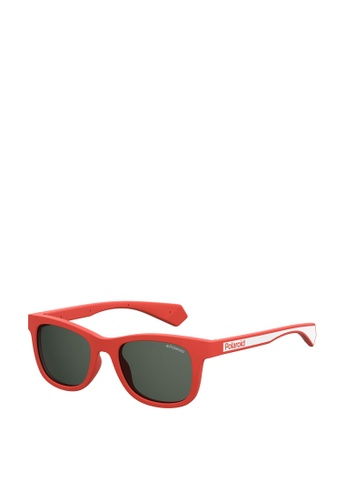 Polaroid Kids red 8031/S Sunglasses 275FEKCE06B00EGS_1