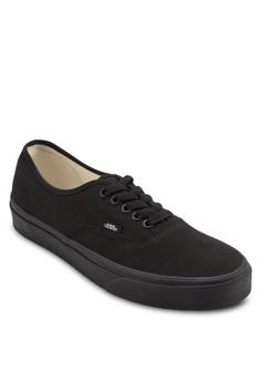 5fa271b35c69 VANS black Core Classic Authentic Sneakers VA142SH0SBQCMY 1