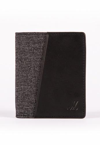 Marshall black and grey Marshall Denim & Leather - Black/Gray F2EF4AC59942CEGS_1