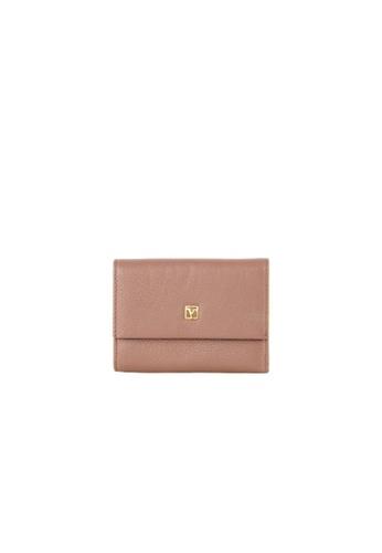 Valentino Rudy purple Valentino Rudy Italy Ladies 3 Fold Card Wallet 040735-501 F5422ACA5DA624GS_1